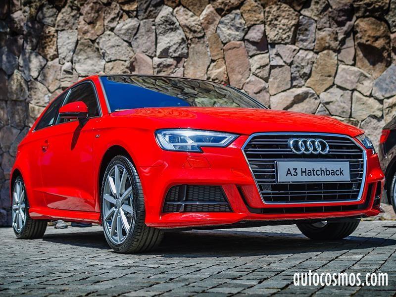 Audi A3 2017 vuelve recargado desde $16.390.000