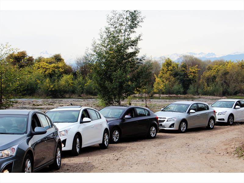 Autos Nuevos - Chevrolet - Precios Cruze - autocosmos.com.mx
