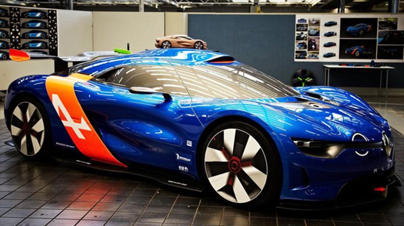 Renault Alpine A110-50 Concept: El regreso de una leyenda