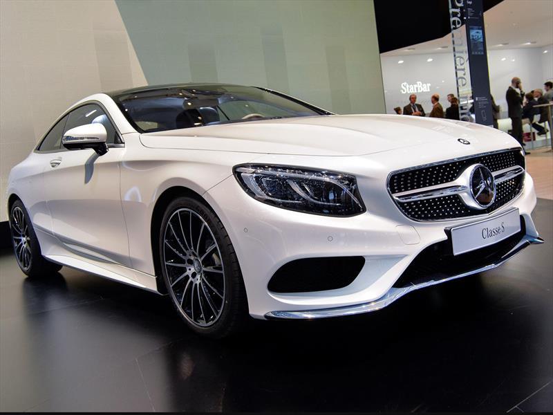 Sal n de ginebra 2014 mercedes benz clase s coup un for Mercedes benz deportivo