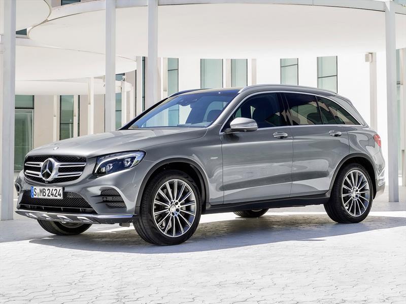 Mercedes-Benz GLC, el nuevo SUV mediano de la estrella