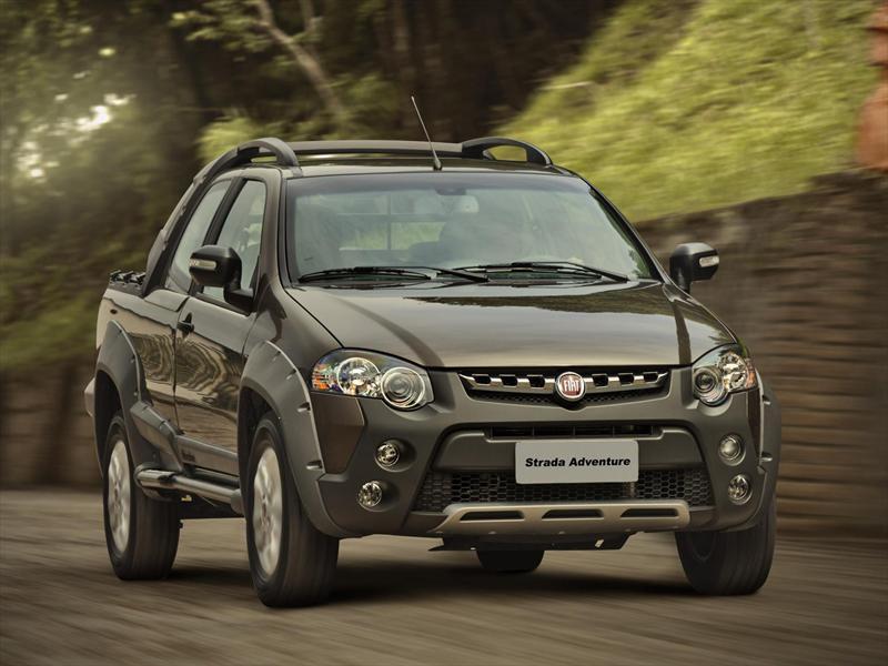 Fiat strada adventure 2013 llega a m xico for Fiat adventure precio