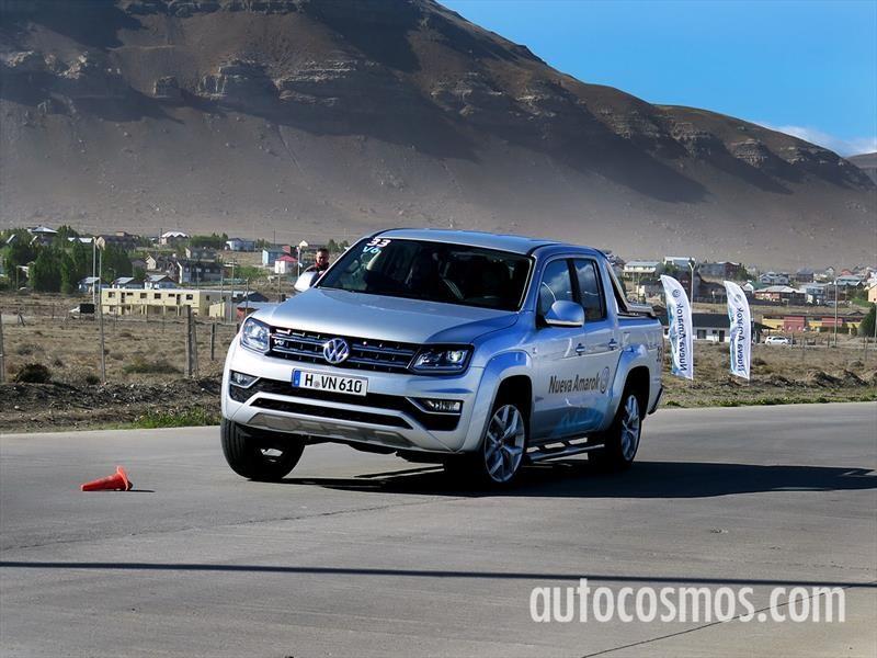 Manejamos la nueva Volkswagen Amarok V6