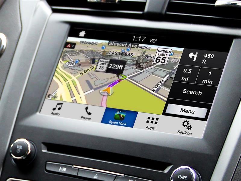 Ford SYNC AppLink, sincroniza las apps de tu teléfono con la pantalla de tu auto