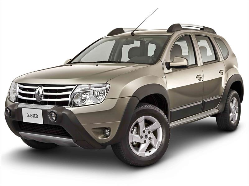 Renault Duster 2015 Interior Renault Duster 2015 Llega a