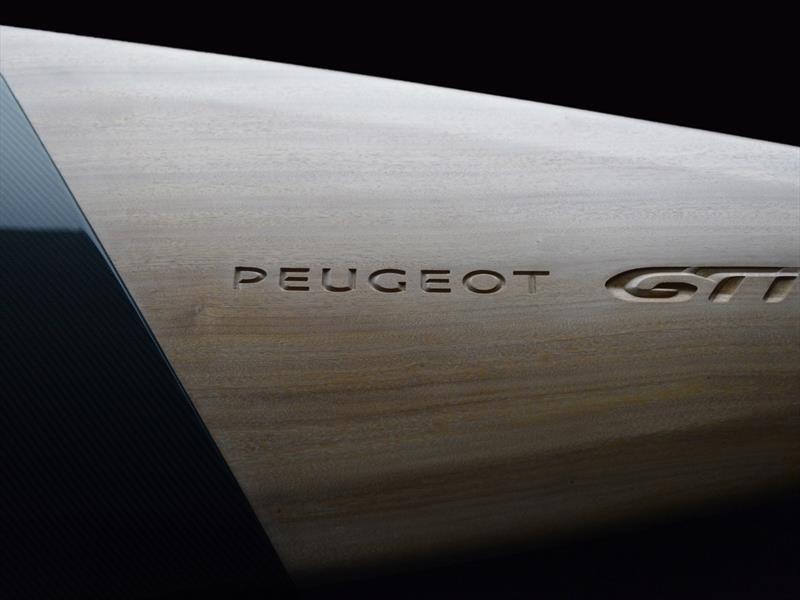 Peugeot GTi Surfboard Concept debuta
