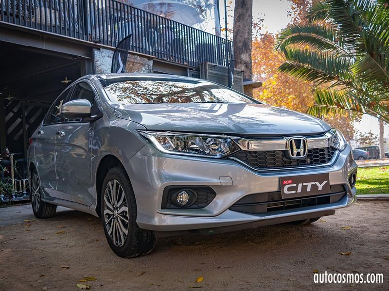 Honda City 2017, el mini-Civic se renueva desde $10.490.000