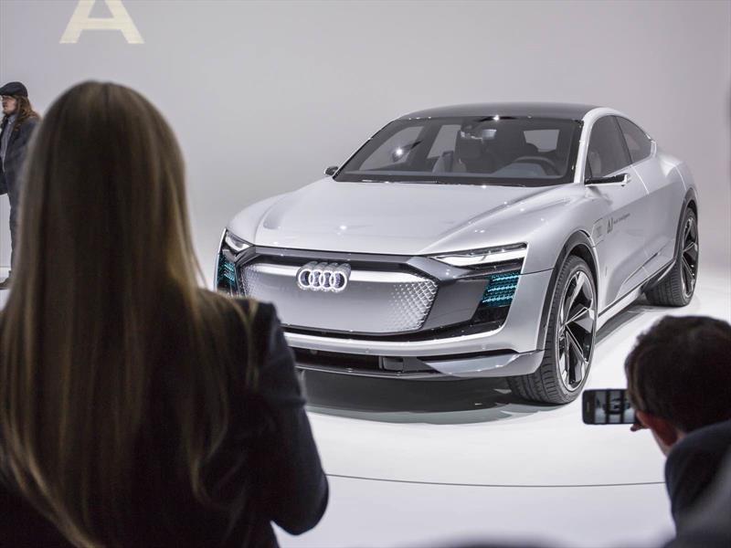 Audi Elaine Concept: ¿Un futuro más cercano?