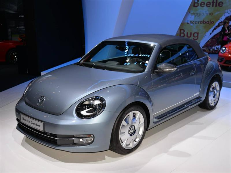 Volkswagen Beetle Denim 2016, una edición limitada a 2,000 unidades