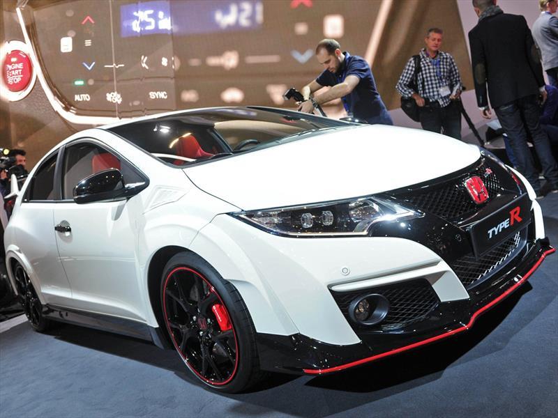 Autoshow De Ginebra 2015 Honda Civic Type R Se Presenta
