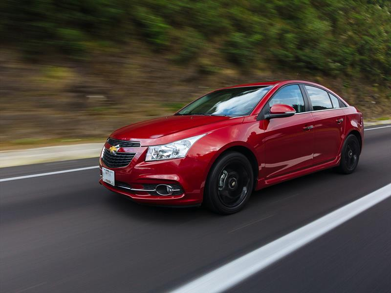 Chevrolet Cruze Turbo 2014