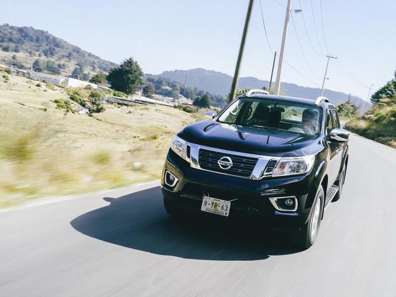 Lanzamiento Nissan Frontier NP300: Ya la probamos
