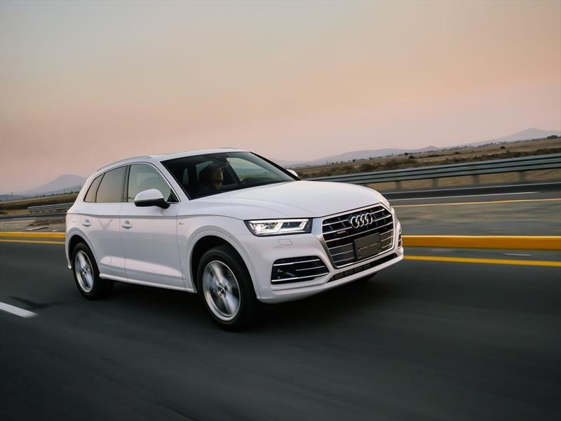 Audi Q5 2018 a prueba