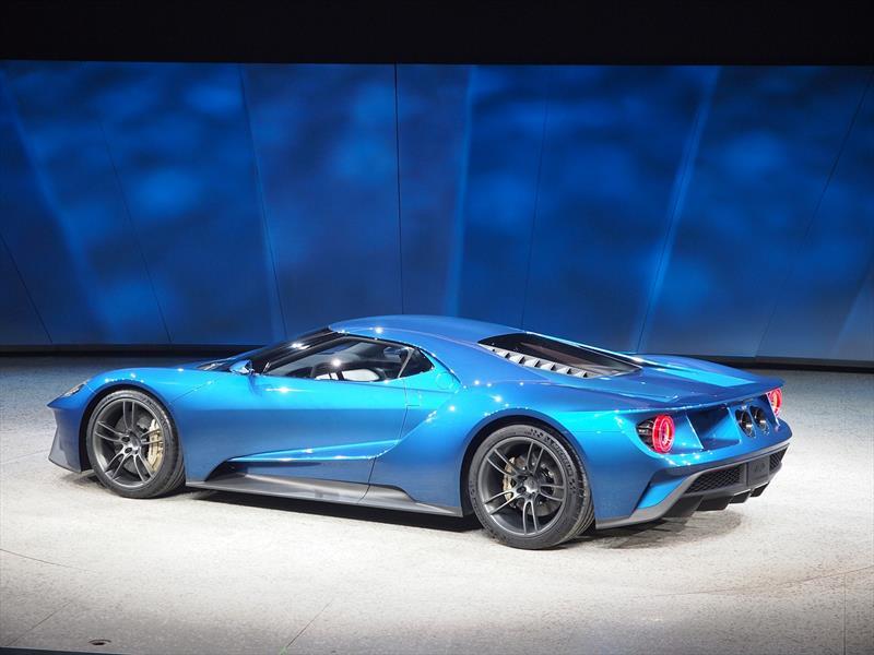 Ford GT, revive el legendario superdeportivo