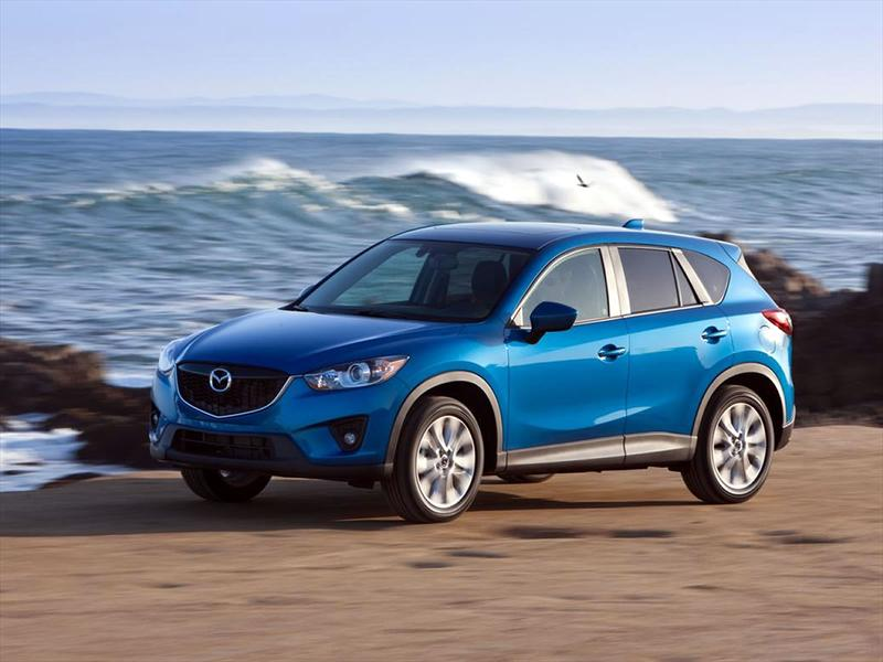 Mazda CX-5 2014 llega a México desde $319,900 pesos - Autocosmos.com