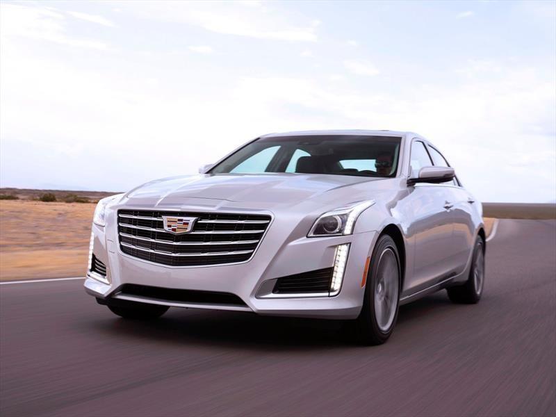 El Cadillac CTS podrá comunicarse con otros vehículos