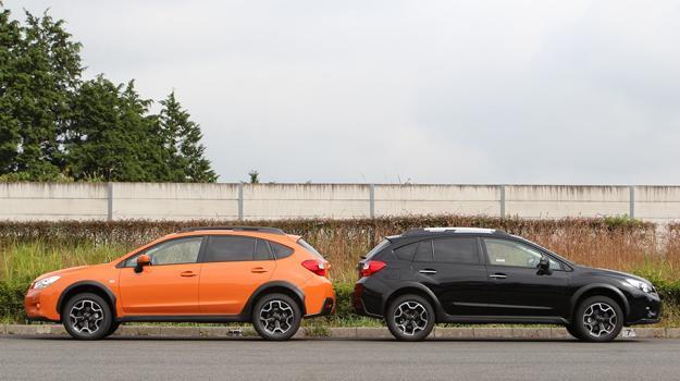 Subaru Chile: Crecen ventas durante enero 2012