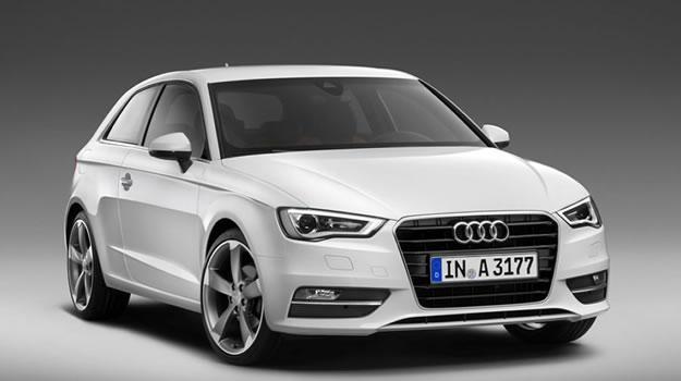 Audi A3 2013 debuta en el Salón de Ginebra 2012