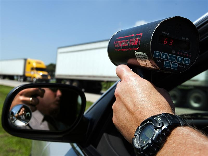 Tecnolog 237 A 191 C 243 Mo Funciona El Radar Que Usa La Polic 237 A