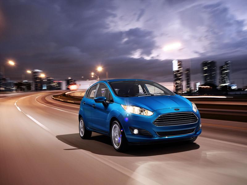 Carros Ford Fiesta 2014 Ford Fiesta 2014 Debuta en el