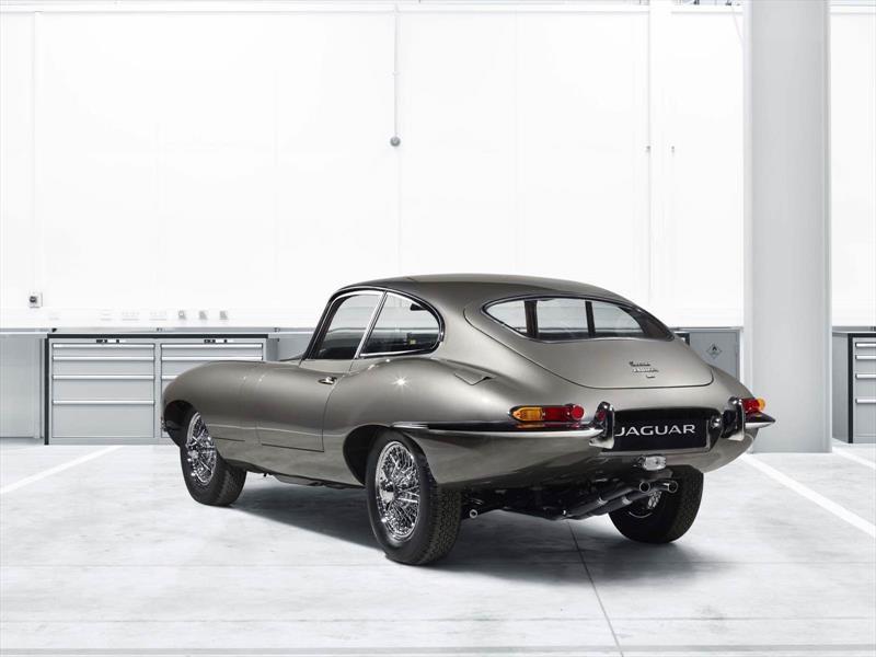Se ponen a la venta 10 unidades del Jaguar E-Type