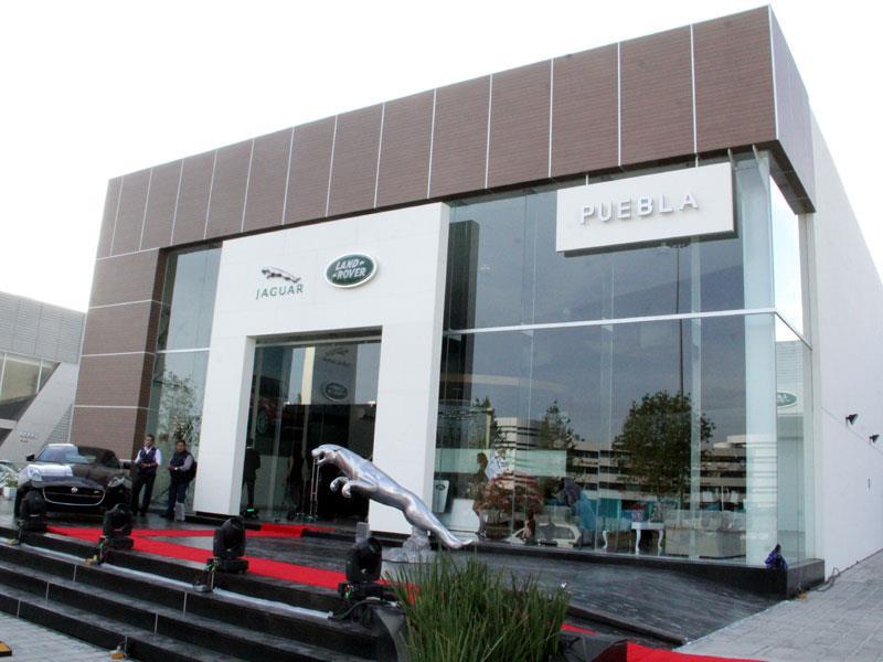 Jaguar Land Rover Inaugura Agencia En Puebla Autocosmos Com