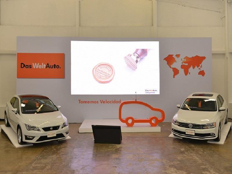 Das WeltAuto, el programa de autos usados garantizados de Volkswagen y SEAT