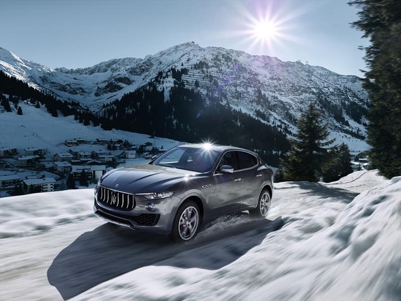 Maserati Levante 2017, el nuevo SUV