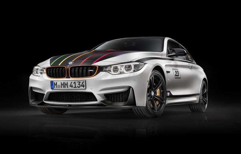BMW M4 Champion Edition, para celebrar el campeonato 2014 de la DTM
