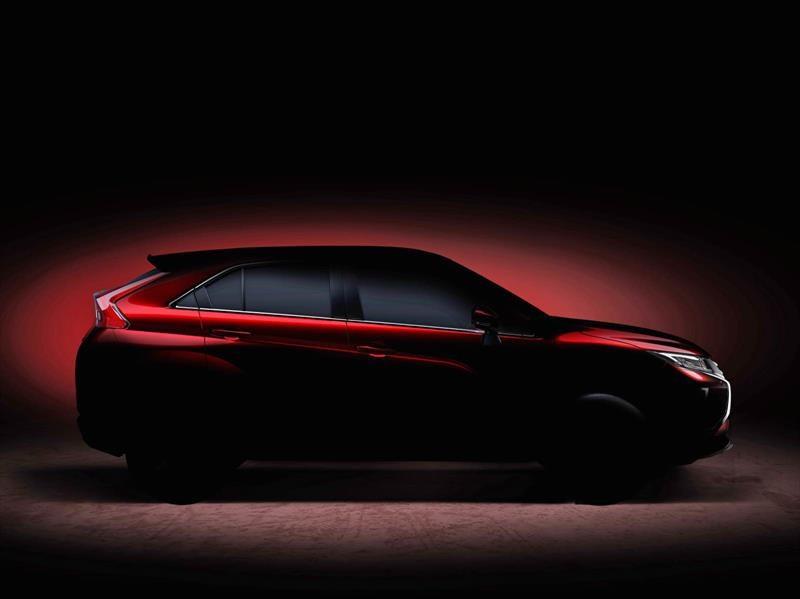 Mitsubishi anuncia un nuevo SUV para Ginebra