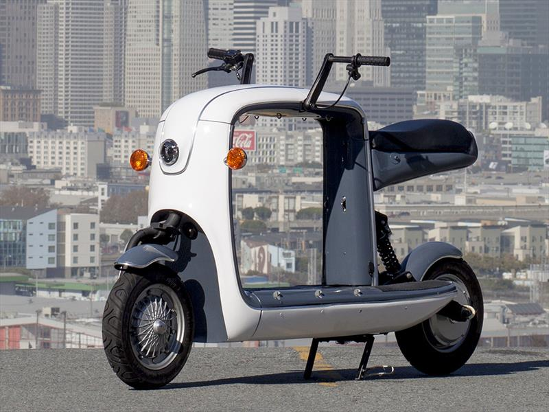 Kubo Scooter, el sueño de todo repartidor