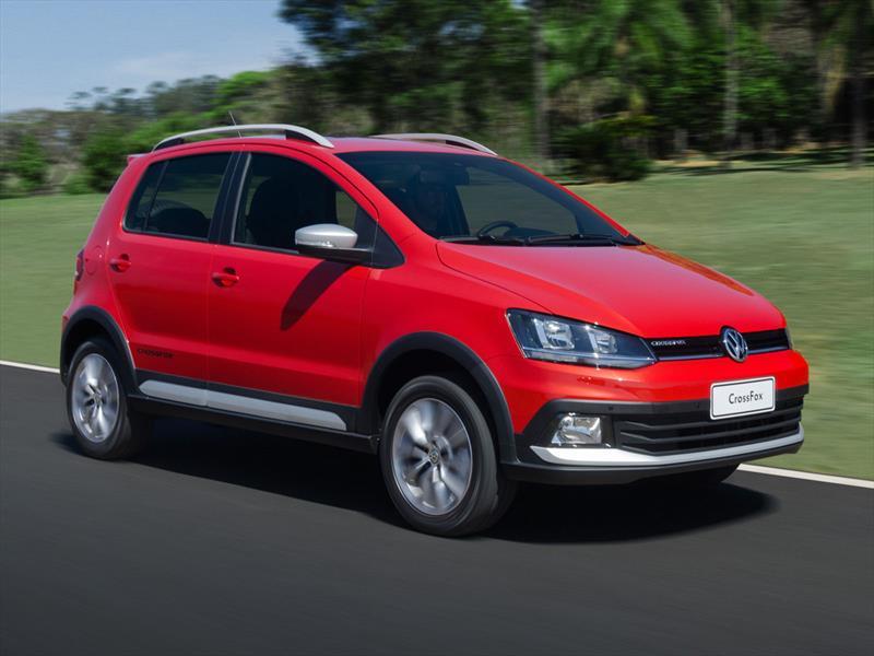 Salón de San Pablo 2014 - VW CrossFox se renueva y completa la ...