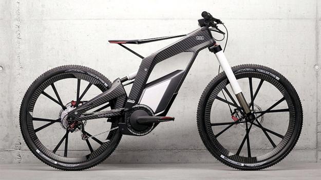 Audi presenta su bicicleta eléctrica con conexión a internet