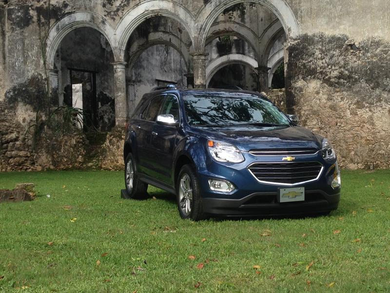 Chevrolet Equinox 2016 llega a México desde $349,900 pesos ...