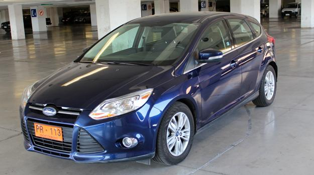 Prueba Al Ford Focus Hatchback 2 0 Sel At Obra De
