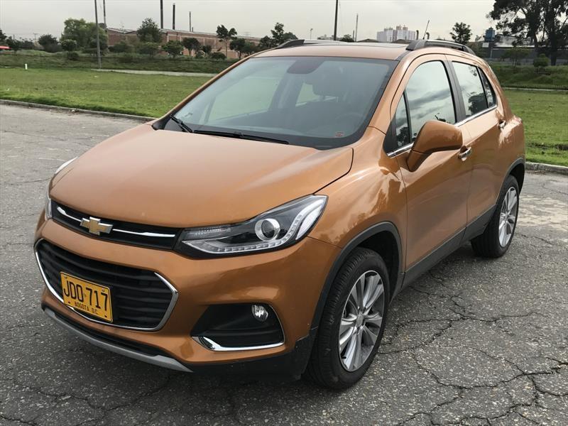 Chevrolet Tracker 2017, un modelo renovado