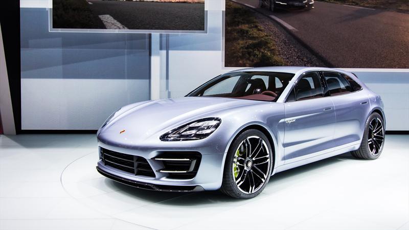 Porsche Panamera Sport Turismo Concept debuta en París 2012