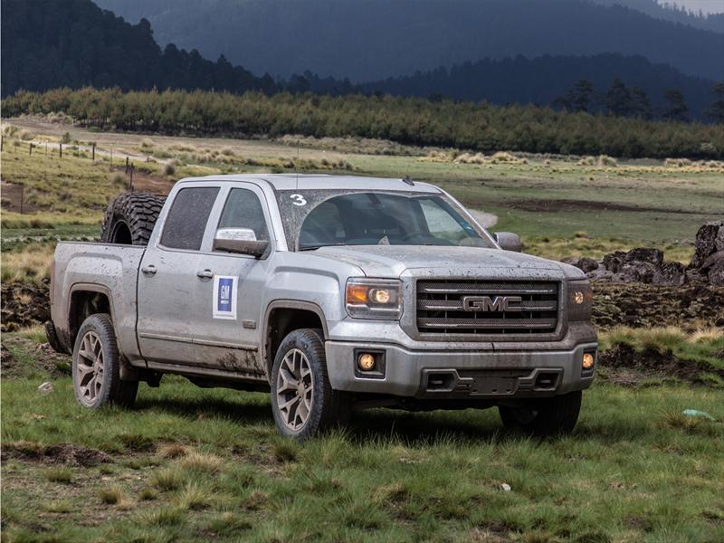 GMC Sierra 2014 llega a México desde $669,000 pesos - Autocosmos.com