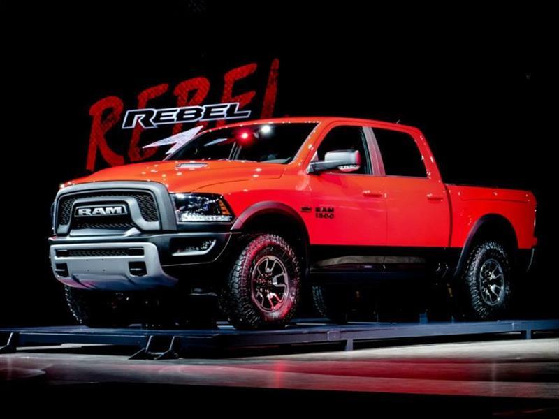 Ram 1500 Rebel 2015, una pick up extrema