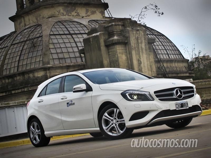 Prueba al nuevo mercedes benz clase a for Mercedes benz in vance al