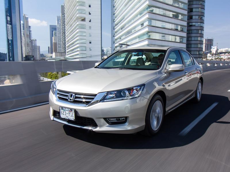 Honda Accord Exl Navi 2013 A Prueba Autocosmos Com