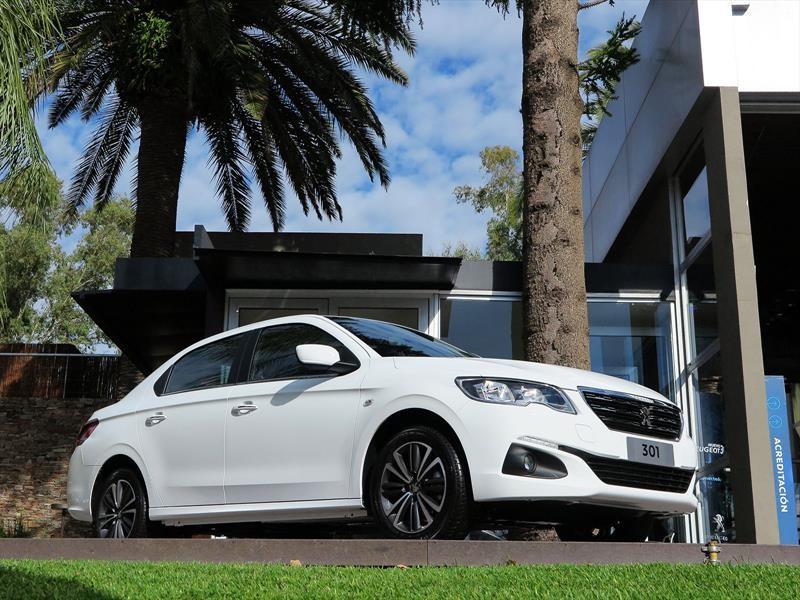 Peugeot 301 se lanza en Argentina