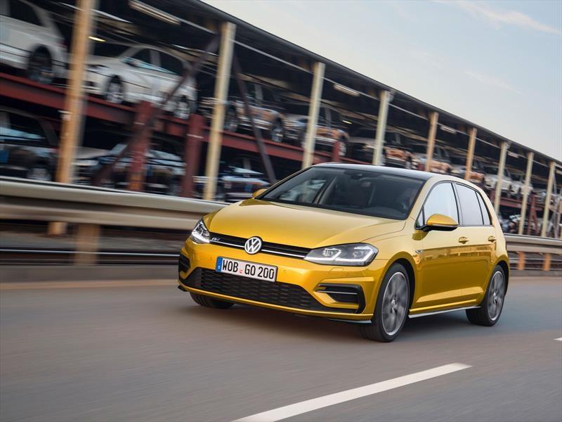 Este es el nuevo Volkswagen Golf