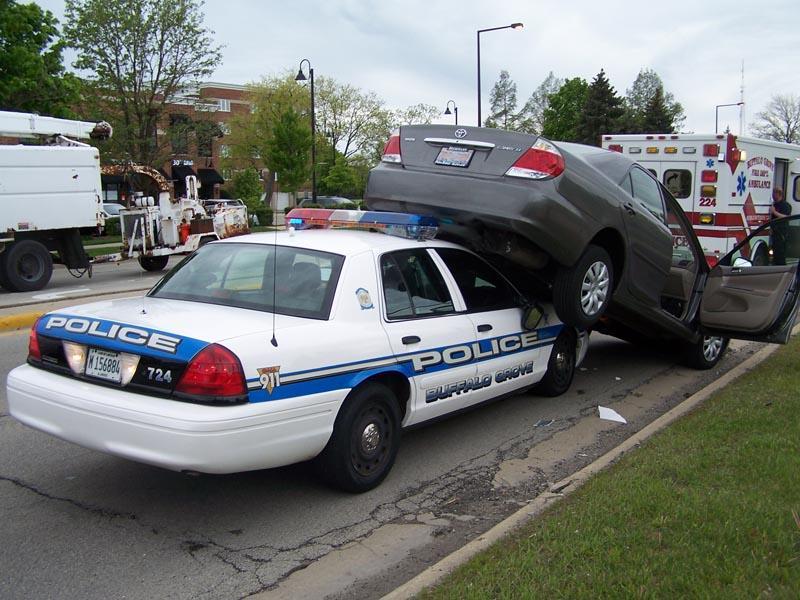 5 cosas que no debes hacer después de un accidente