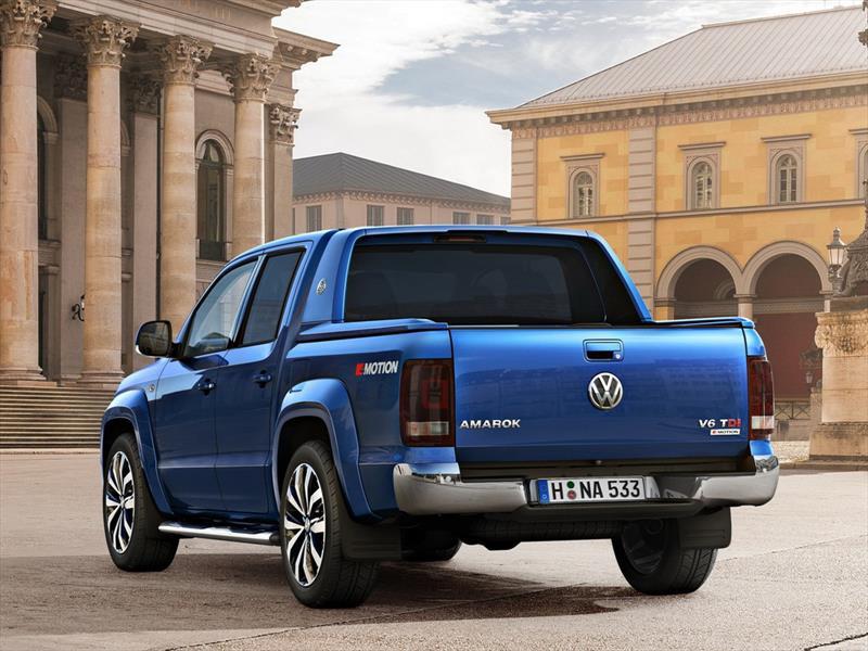 Volkswagen Amarok 2017, estrena poderoso V6 con 405 libras de torque