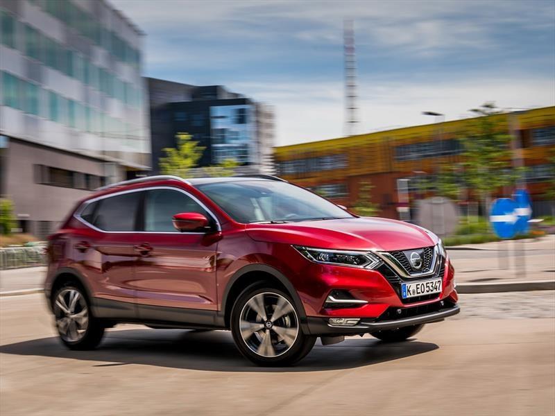 Nissan Qashqai 2018, más refinada y tecnologizada