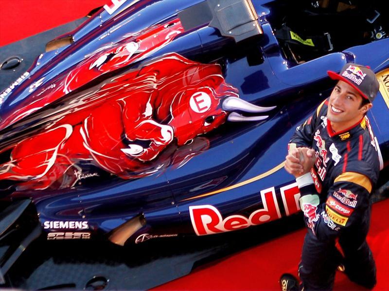 F1: Toro Rosso cambia el motor Ferrari por Renault en 2014 ...