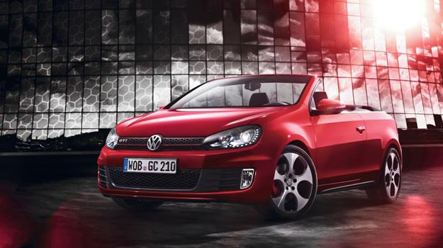Volkswagen GTI Cabriolet debuta en Ginebra 2012