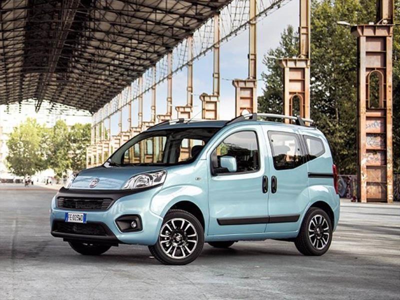 Fiat Qubo Dynamic 2017 se relanza en Chile desde $8.990.000