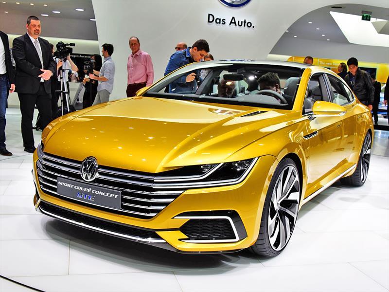 Volkswagen Sport Coupé Concept GTE: Redefiniendo el diseño de la marca
